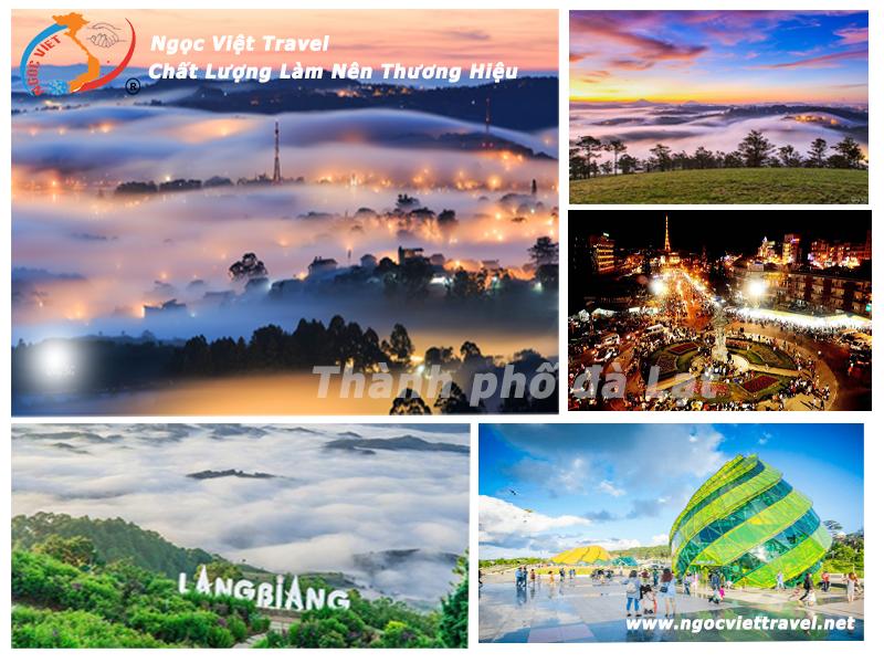 TOUR ĐÀ LẠT 3 NGÀY 3 ĐÊM - Điểm Mới Nhất Năm 2020
